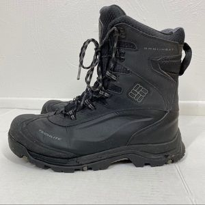 Columbia Boots Waterproof Techlite Omni-Heat 13